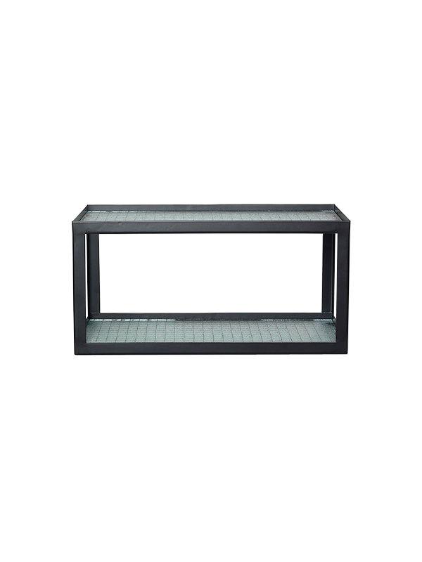 Ferm Living – Haze Shelf Small - Black (3333)