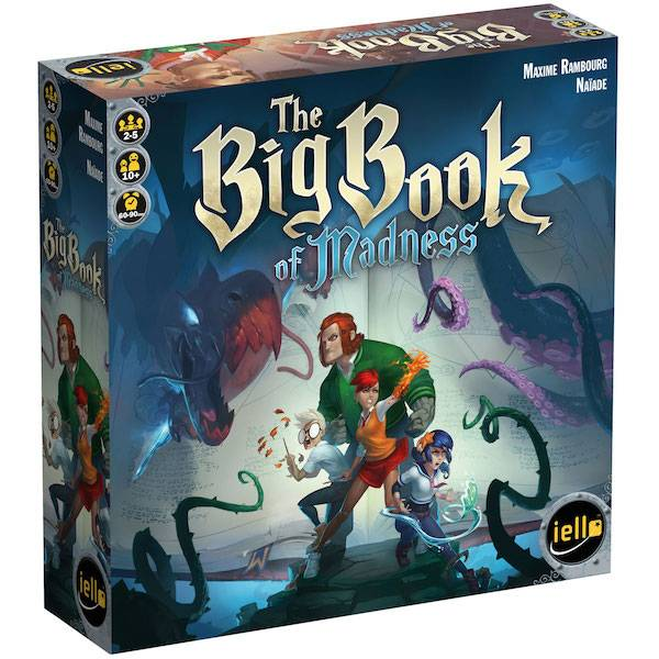 Enigma Big Book of Madness (English)