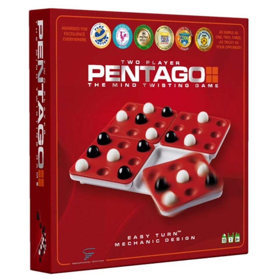 Creative Pentago - The Mind Twisting Game