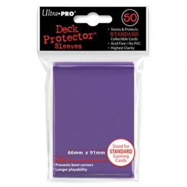 Ultra PRO - Deck Pro (50pcs) - Purple (ULT82676)