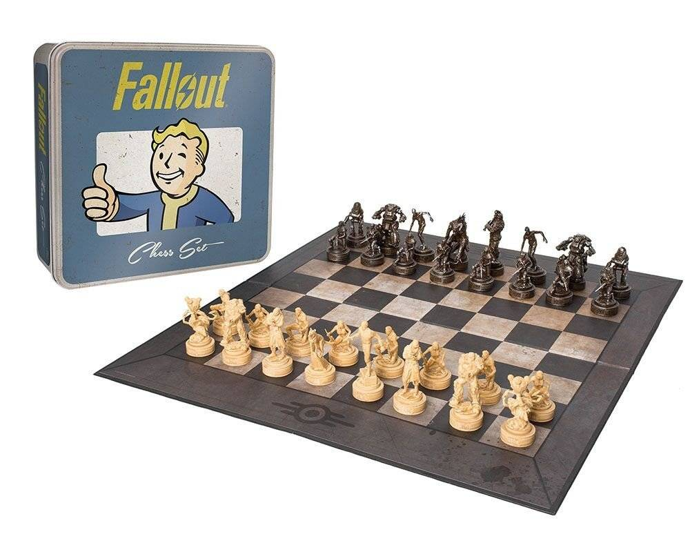 Bethesda Fallout Chess