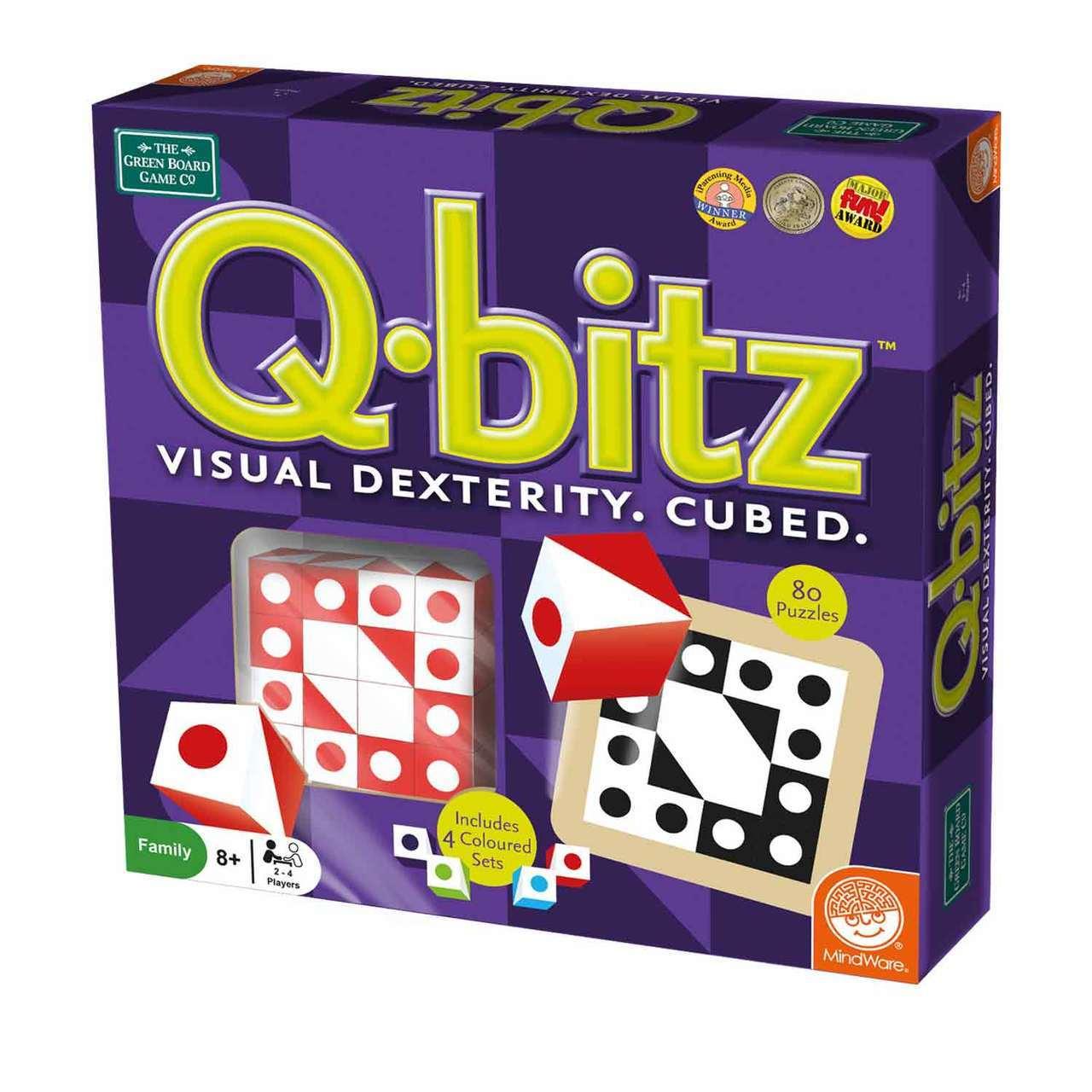 Creative Q-bitz