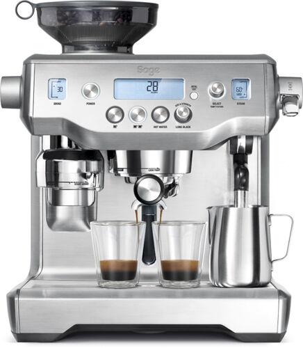 Sage Oracle Espressomaskin - Stål