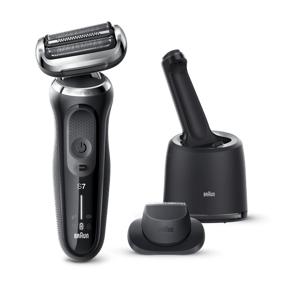 Braun Series 7 Shaver 70-n7200 Cc Barbermaskin - Svart