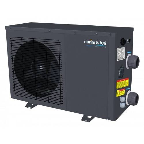 Swim & Fun Heat Pump 8,5 kW