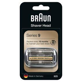Braun 92s Silver Tilbehør Til Barbering
