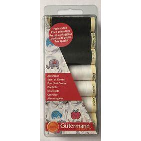 Gutermann 7 Stk. Kit Symaskin