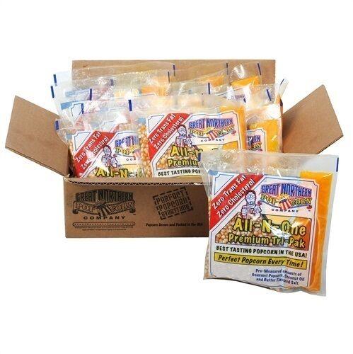 Great Northern Popcorn Company  PORTIONS SKYLINE