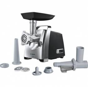 Bosch Mfw67450 Kjøttkverner - Svart/sølv