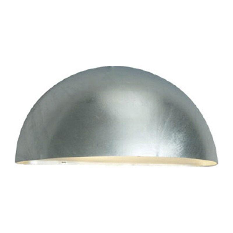 NORLYS Paris LED Utendørs Vegglampe Liten Hvit - Norlys