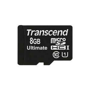 Diverse TRANSCEND SDHC Micro CLASS 10 16 GB Minnekort