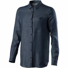 Houdini Out And About Shirt W's blue illusion XS