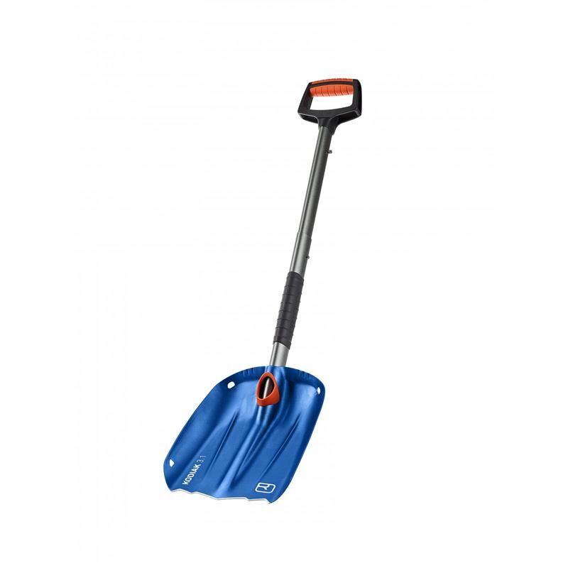 Ortovox Shovel Kodiak kan gjøres om til krafse, 770 gram
