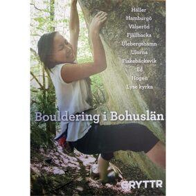 DVD/Bøker Klatrefører: Bouldering i Bohuslän