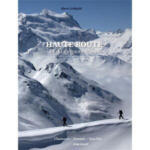 DVD/Bøker Haute Route - På ski gjennom Alpene Bjørn Lytskjold