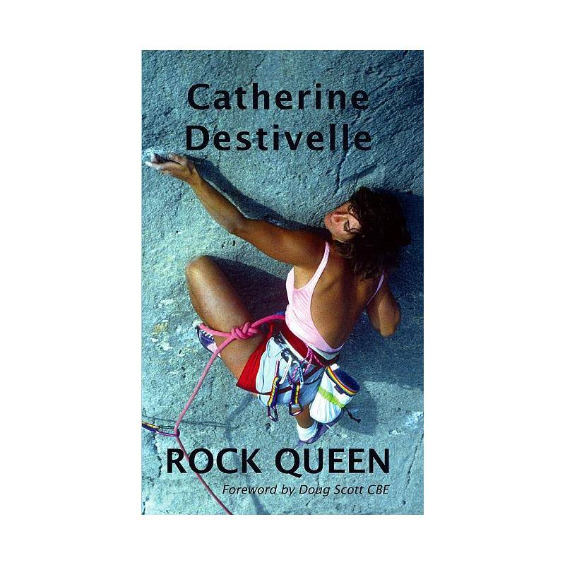 DVD/Bøker Rock Queen - Catherine Destivelle
