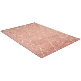 Himalaya rosa - maskinvevd teppe