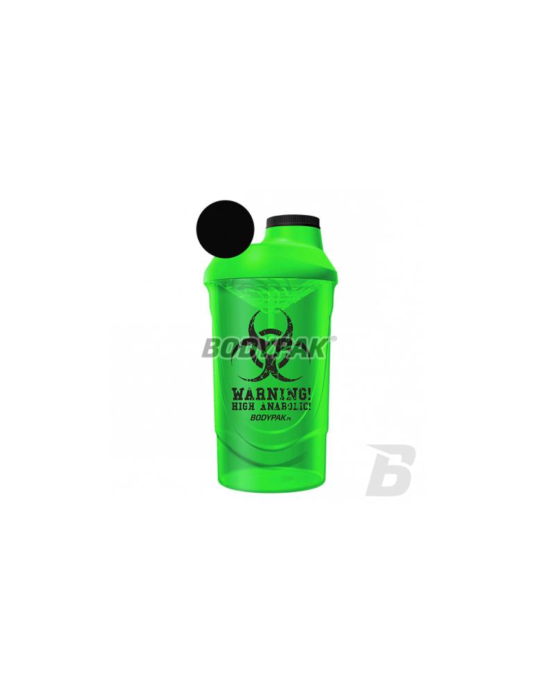 Warning High Anabolic Shaker
