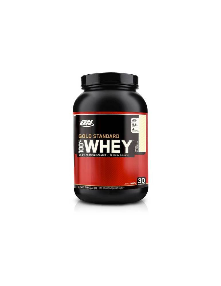 Optimum Nutrition 100% Whey Gold Standard - 908g Optimum Nutrition
