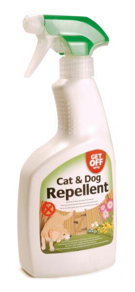 GetOff Get Off Repellent Anti-markeringsspray