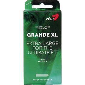 RFSU Grande XL,  RFSU Kondomer
