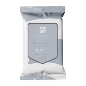 Sense Of Beauty Vegan Makeup Cleansing Wipes, 30 pcs Sense Of Beauty Sminkefjerner