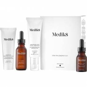 Medik8 CSA Philosophy Kit,  Medik8 Ansikt