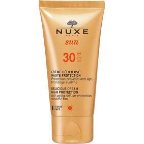 NUXE Sun Delicious Cream For Face SPF 30, 50 ml Nuxe Solkrem