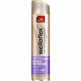 Wella Styling Wellaflex HS Fullnes Ultra Strong, 250 ml Wella Styling Hårspray
