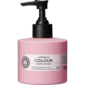 Maria Nila Luminous Colour Hair Lotion, 200 ml Maria Nila Varmebeskyttelse