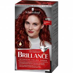 Schwarzkopf Brillance Intensive Color-Creme, 811 Scandinavian Blonde,  Schwarzkopf Hårfarge