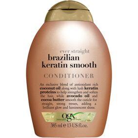 Ogx Even Straight Brazilian Keratin Smooth Conditioner, 385 ml OGX Balsam