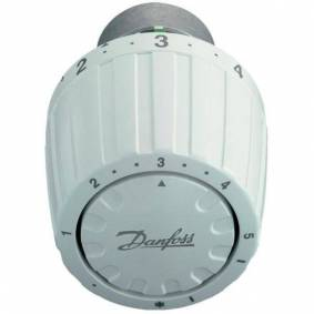 Danfoss RA/VL 2950 Servicetermostat hvit, 7-28°C