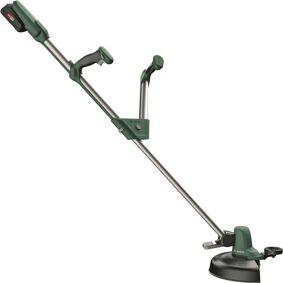 Bosch DIY Universal Grasscut 18-260 Gresstrimmer med 2 stk. 2,0Ah-batterier og lader