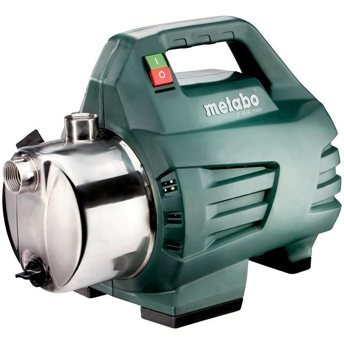 Metabo P 4500 INOX Hagepumpe for hagevanning
