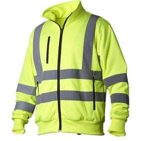 Vidar Workwear V70091007 Genser varsel, gul XL