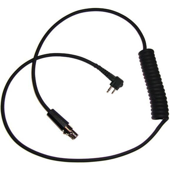3M Peltor FL6U-21 FLEX-kabel til Motorola GP300 og CP040
