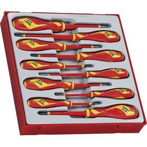 Teng Tools TTDV910N Skrutrekkersett 1000V isolert 10 deler
