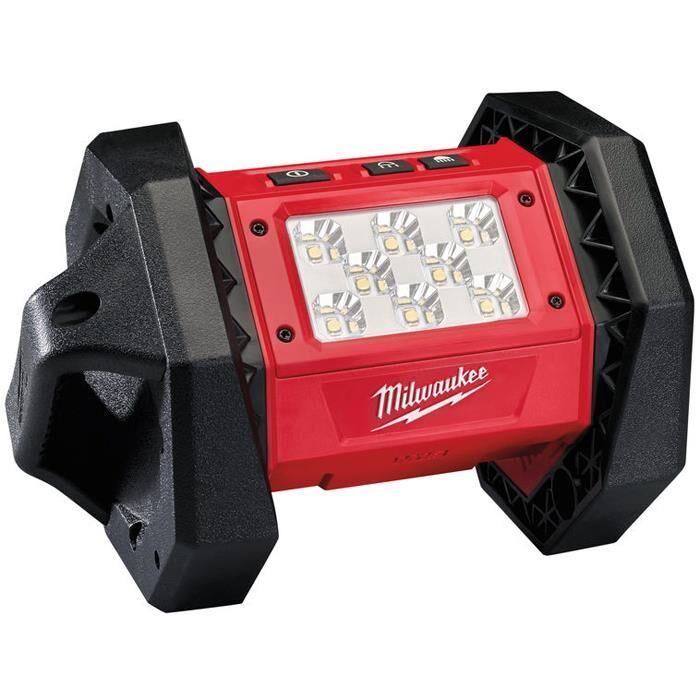 Milwaukee M18 AL-0 Arbeidslampe uten batterier og lader