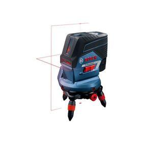 Bosch GCL 2-50 C Krysslaser rød, med L-BOXX, uten batteri og lader