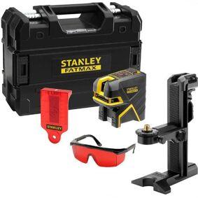 Stanley FMHT1-77414 FatMax Krysslaser med rød laser