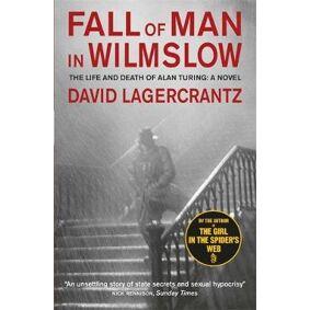 David Lagercrantz Fall of man in Wilmslow