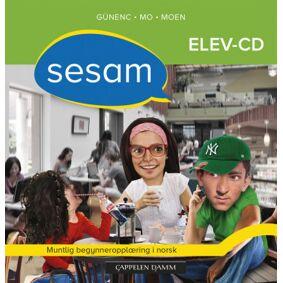 Bente Sæter Günenc Sesam Elev-CD