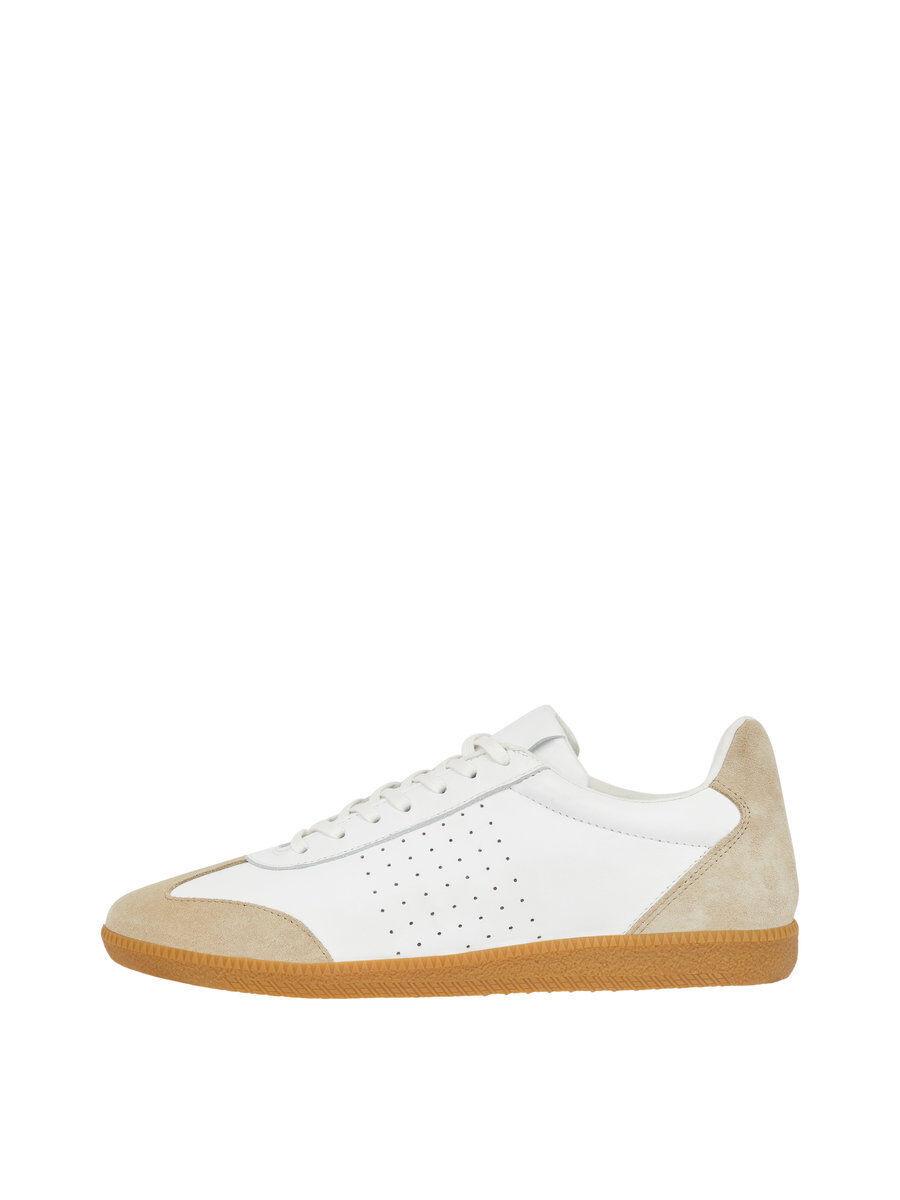 BIANCO Men's Old School Sneakers Men White