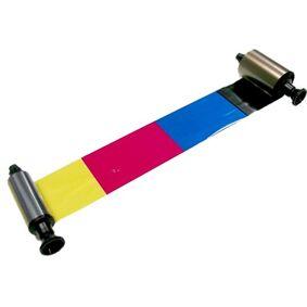 Evolis 5 Panel Color Ribbon