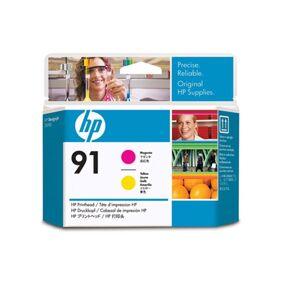HP Printhead No.91 Ljus Magenta/ljus Cyan