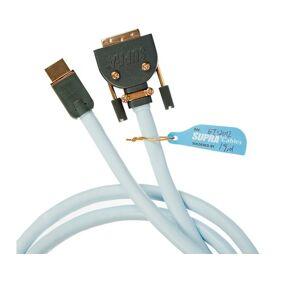 Jenving Supra Hf100 2m 19 Pin Hdmi Type A Hann 18+1 Pin Digital Dvi (single-link) Hann