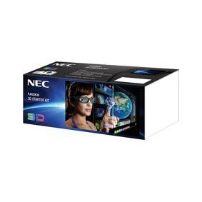 NEC 3d Starter Kit Pj02sk3d Incl Stereoscopic