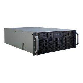 Inter-tech Ipc 4u-4416 Svart
