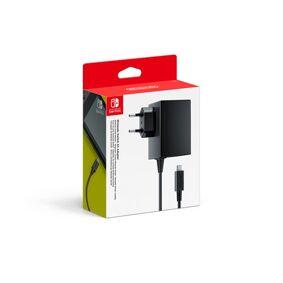 Nintendo Switch Ac-adapter Svart